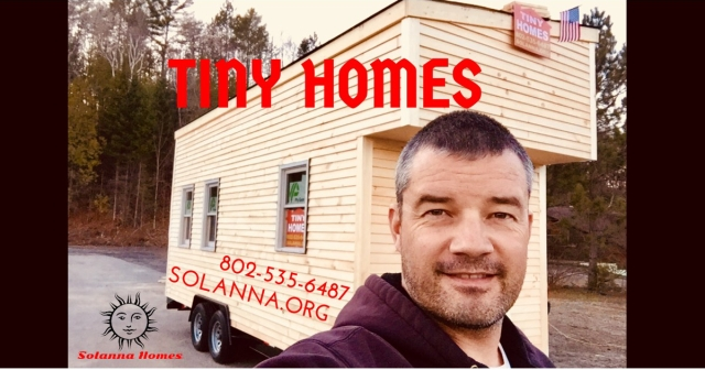 tiny home SOLANNA